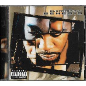 Busta Rhymes - Genesis (2002, CD)