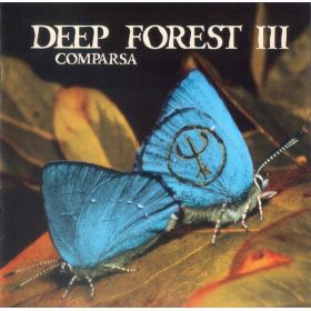 Deep Forest - Comparsa (1997, CD)