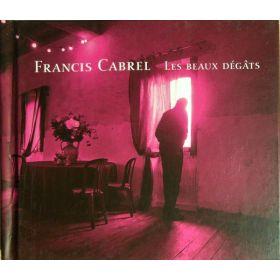 Francis Cabrel - Les Beaux Dégâts (2004, Book, CD)