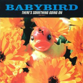 Babybird - Theres Something Going On (1998, CD)