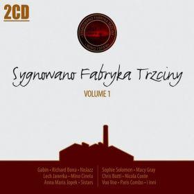 Various - Sygnowano Fabryka Trzciny Volume 1 (2006, CD)