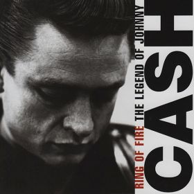 Johnny Cash - Ring Of Fire - The Legend Of Johnny Cash (2005, CD)