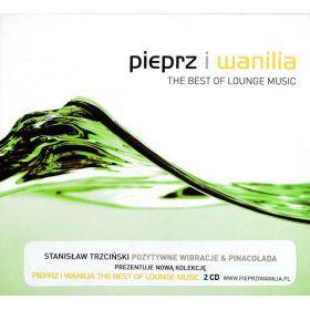 Various - Pieprz I Wanilia (The Best Of Lounge Music) Vol. 1 (2004, Digipak, CD)