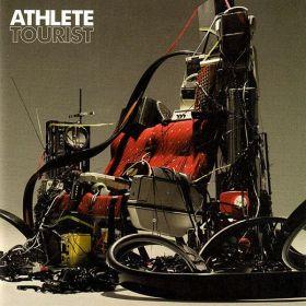 Athlete - Tourist (2005, CD)