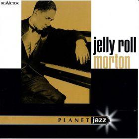 Jelly Roll Morton - Planet Jazz (1997, CD)