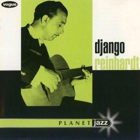 Django Reinhardt - Planet Jazz (1997, CD)
