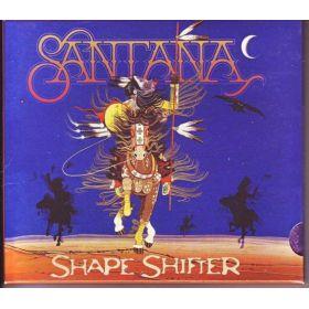 Santana - Shape Shifter (slidepack, CD)