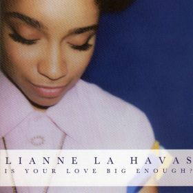 Lianne La Havas - Is Your Love Big Enough? (2012, CD)