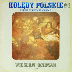 Wiesław Ochman - Kolędy Polskie. Polish Christmas Carols (Cream Label, Vinyl)
