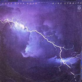 Dire Straits - Love Over Gold (1988, Vinyl)