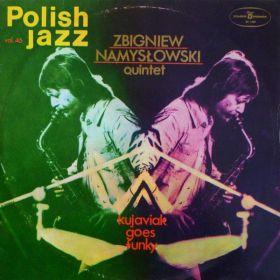 Zbigniew Namysłowski Quintet - Kujaviak Goes Funky (Blue Labels, Vinyl)