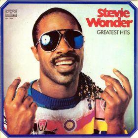 Stevie Wonder - Greatest Hits (1988, Pink Label, Vinyl)