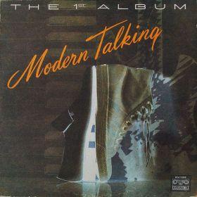 Modern Talking - The 1st Album (1986, Labels with stars, Vinyl)