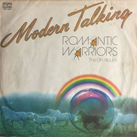 Modern Talking - Romantic Warriors - The 5th Album (Vinyl)