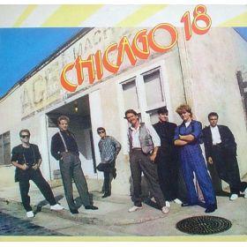 Chicago (2) - Chicago 18 (1987, Vinyl)