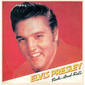 Elvis Presley - Rock-And-Roll (1989, Blue Labels, Vinyl)