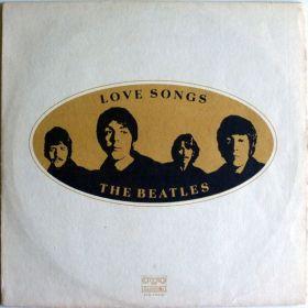 The Beatles - Love Songs (1986, Gatefold, Light Blue Labels, Vinyl)