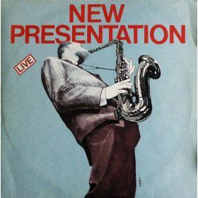 New Presentation - Live (1983, Vinyl)