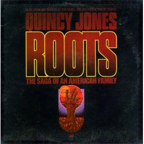 Quincy Jones - Roots (The Saga Of An American Family) (1977, Monarch Pressing, Vinyl)
