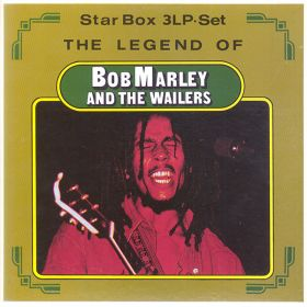 Bob Marley & The Wailers - The Legend Of Bob Marley And The Wailers (Vinyl)