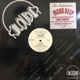 Mobb Deep - Get Away (2002, Vinyl)