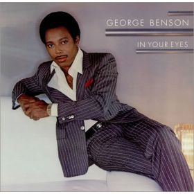 George Benson - In Your Eyes (1983, Vinyl)