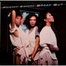 Pointer Sisters - Break Out (1984, Vinyl)