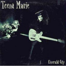 Teena Marie - Emerald City (1986, Vinyl)
