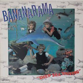 Bananarama - Deep Sea Skiving (1983, Hauppauge Pressing, Vinyl)