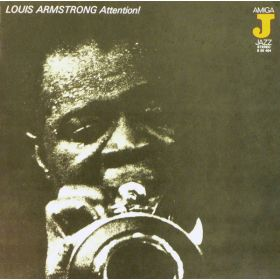 Louis Armstrong - Attention! (1976, Vinyl)