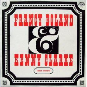 Clarke-Boland Big Band - Francy Boland & Kenny Clarke Famous Orchestra (1975, Vinyl)