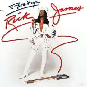Rick James - Fire It Up (1979, Vinyl)
