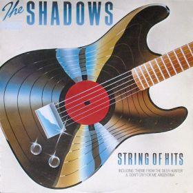 The Shadows - String Of Hits (1979, Vinyl)