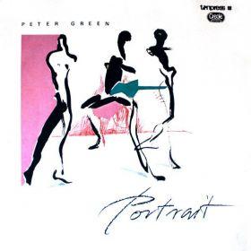 Peter Green (2) - Portrait (1985, Vinyl)