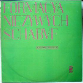 Formacja Nieżywych Schabuff - Wiązanka Melodii Młodzieżowych (1989, Vinyl)