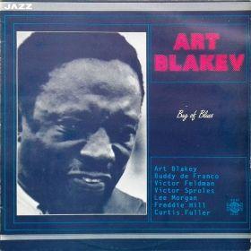 Art Blakey - Bag Of Blues (1983, Vinyl)