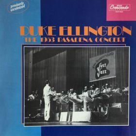 Duke Ellington - The 1953 Pasadena Concert (1986, Vinyl)