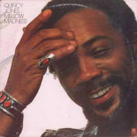 Quincy Jones - Mellow Madness (1975, Pitman Press, Vinyl)