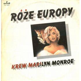 Róże Europy - Krew Marilyn Monroe (1989, Vinyl)