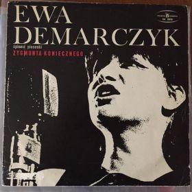 Ewa Demarczyk - Śpiewa Piosenki Zygmunta Koniecznego (Blue Label, Vinyl)