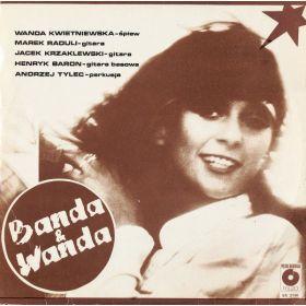 Banda & Wanda - Banda & Wanda (1984, Vinyl)