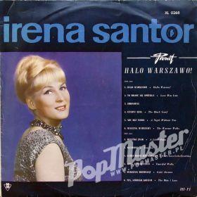 Irena Santor - Halo Warszawo! (1965, Vinyl)