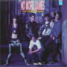 New Kids On The Block - No More Games (The Remix Album) (1990, Vinyl)