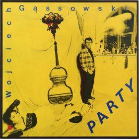 Wojciech Gąssowski - Party (1988, Cream labels, Vinyl)