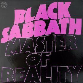 Black Sabbath - Master Of Reality (1973, Vinyl)