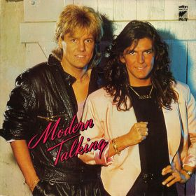 Modern Talking - In The Middle Of Nowhere (1987, Vinyl)