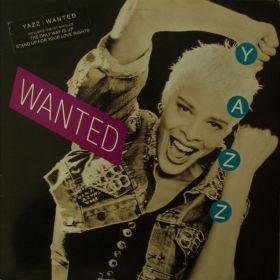 Yazz - Wanted (1988, Vinyl)