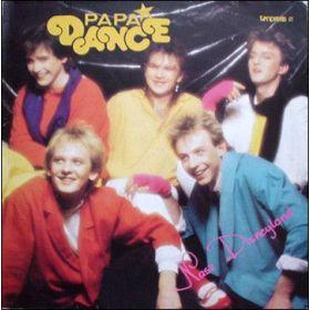 Papa Dance - Nasz Disneyland (1988, Cream label, Vinyl)