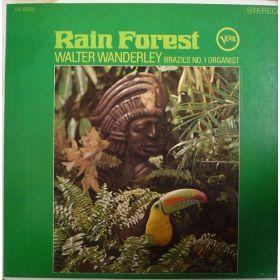 Walter Wanderley - Rain Forest (1966, Vinyl)