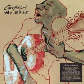Various - Confessin The Blues (2018, Vinyl)